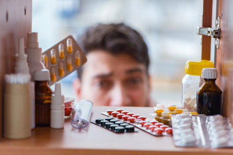 Stocking and Storing Over-the-Counter Medicines at Home