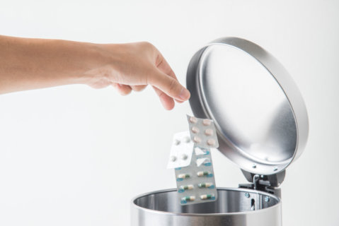 Dispose of Expired Over-the-Counter Medicines