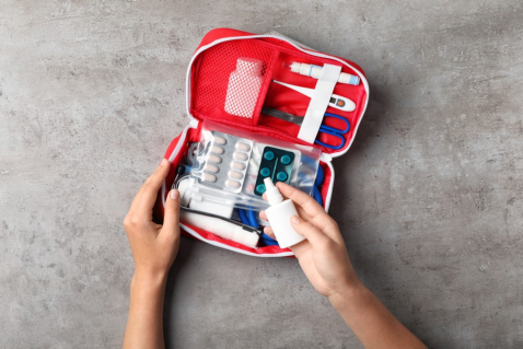 Building the Perfect First-Aid Kit